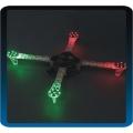 Quadcopter edição Q450 noite v4 fantasma DIATONE kit LED  450 milímetros