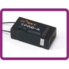 FrSky TFR6-A 7ch 2.4Ghz Receiver FASST Compatible (Horizontal Connectors)