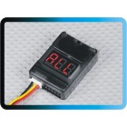 HK Cell Checker with Low Voltage Alarm (2S-8S)
