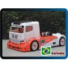 BOLHA CAMINHÃO  1/10 - Truck 200mm  - TRANSPARENTE