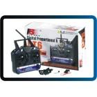 TRANSMISSOR FS-CT6B 2.4G 6ch USB Programmable RC