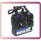 Flysky FS-SM600 6CH simulador USB Para o modo 2