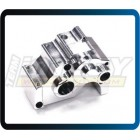 Alloy Gearbox for HPI Nitro Firestorm T6637SILVER