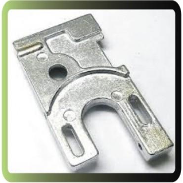 Montante em Metal de Motor Elétrico 540 36mm p/ Conversão de Combustão 1/10