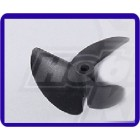3-Blade Boat Propellers 40x57mm