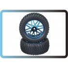 HSP 1/10 94170 Short Haul Truck/Rally Car Tyres