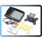 FPV 7inch TFT-LCD Monitor HD 800x480 Screen for RC Model