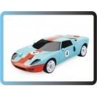 Professional 1/28 Mini Z RC Car 2WD  race car Ford GT (blue) - L208