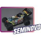 AUTOMODELO Turnigy Quanum Toxic Nitro 1/10th 4WD Buggy Racing (RTR) SEMINOVO