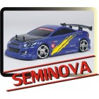AUTOMODELO Turnigy TR-V7 1/16 Brushless tração Car w / Carbono Chassis - SEMINOVO