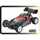 FS-RACING Automodelo FS Buggy 1/10 Nitro 4x4 c/ 2 Marchas