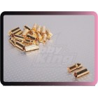 Polymax 5.5mm Gold Connectors (10 pairs/set)