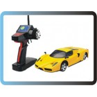 Professional 1/28 Mini Z RC Car 4WD Drift Version Radio Control Car L402 - AMARELO