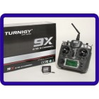 TRANSMISSOR Turnigy 9X - V2  9cH Transmitter w / Module & 8ch Receiver (Mode 2)*