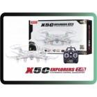 Syma x5C Explorers Nova Versão RC Quadcopter Mode 2 Com Câmera