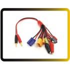10 em 1 Multi carga Adaptador de Tomada Set (1pc)