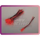 FEMININO JST bateria pigtail 10cm (10pcs/bag)