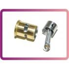 Traxxas 1/10 Revo 3.3 Piston, Sleeve & Connecting Rod