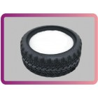 1/10 RC Car Touring Tire 26mm with insert sponge (4pcs)