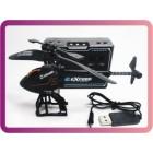 Super Mini 2.5CH Raider S125 dobrável R / C Helicopter!