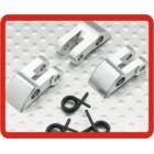 Hpi/ofna/kyosho Embreagem Alumínio 3 Sapata P/buggy/truggy