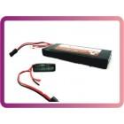 STARC 3PK 6EX GT3B FS T6 11.1V 2200mAh RC Battery - CHATA STARC 3PK 6EX GT3B FS T6 11.1V 2200mAh RC Battery Descrição: Marca: S..