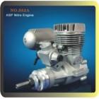 ASP S52A dois tempos Brilho Motor w / Needle Valve HS remoto