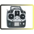 Futaba T6J 2.4Ghz FHSS / S-FHSS 6ch S.Bus Transmissor e receptor R2006GS Combo