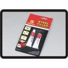 EV5/20G 5 Min Aço Filler Epoxy Cola