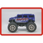 1/24 Hobby Grau RC Big Foot Carro Off Road Hummer 4WD
