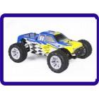 1/10 Scale Nitro 2-Speed Monster Stadium Truck - FIRELAP