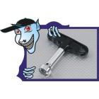17 milímetros Off-Road  chave inglesa
