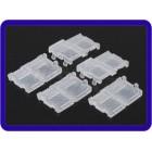 Balanço plug Savers (JST-XH 3s) (5pc por saco)