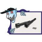 Eixo w / pin (2pcs/bag) - Turnigy Trailblazer 1/8