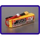 BATERIA Rhino 2250mAh 4S 14.8v 40C Lipoly Pacote