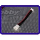 Masculino JST-XH <-> Feminino Polyquest 4S 10cm (5pcs/bag)