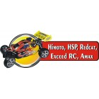 Himoto, HSP, Redcat, Exceed RC, Amax