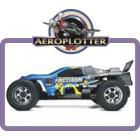 AUTOMODELO HPI FIRESTORM 1/10 RTR NITRO BLUE  - 2,4GHZ