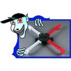 Q450 fibra de vidro Quadcopter Quadro 450 milímetros - Integrated Versão do PCB