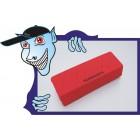 Turnigy Soft Silicone Lipo Battery Protector - VERMELHA