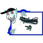 PLASTICO TAIL ROTOR PARA  Trex 450 - V2/V3/SPORT