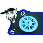 EMGRENAGEM  Para T-Rex 450 SE V2 V3 Pro Sport - Azul