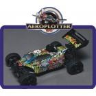 AUTOMODELO Turnigy Quanum Toxic Nitro 1/10th 4WD Buggy Racing (ARR)