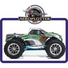 AUTOMODELO REDCAT  Volcano S30 1/10 Scale Nitro Monster Truck 2.4GHz - RTR