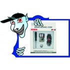 W6001 Brushless Motor Set Componente W / ESC ferramenta para MJX F46 4ch