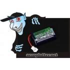 BATERIA  Turnigy nano-tech 260mAh 1S 35-70C Lipo Pack (QR Ladybird/Genius CP/Mini CP)