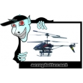 HELIMODELO Micro Spycam Helicopter w/1GB SD Card (Mode 2) (RTF)