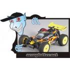 AUTOMODELO Turnigy 1/16 4wd Nitro Racing Buggy
