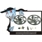 Esky 000355 Belt CP Main & Tail Drive Gear Set