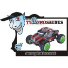AUTOMODELO HSP Tyrannosaurus Off-Road Truck (1/10 RED/BLACK  Nitro)